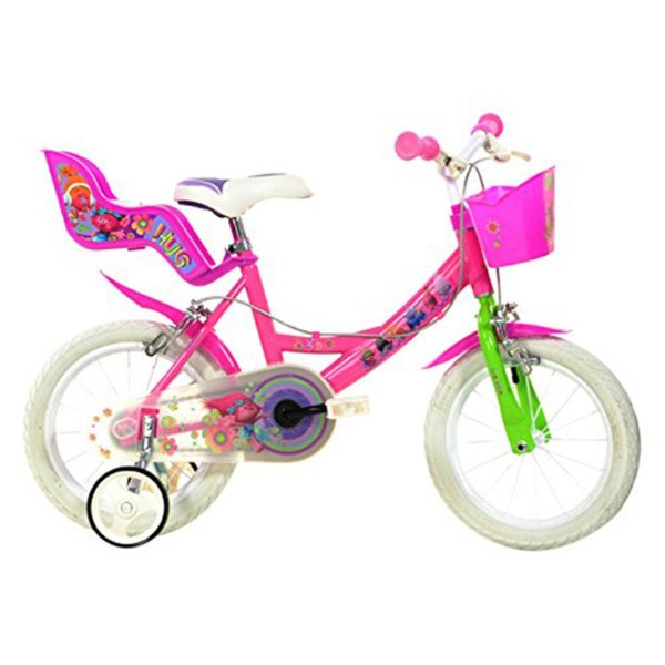 Детско колело Trolls 16''